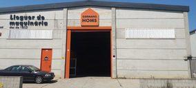 Germans Homs pone en marcha nuevo almacén