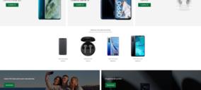 Oppo abre en España su propio ecommerce