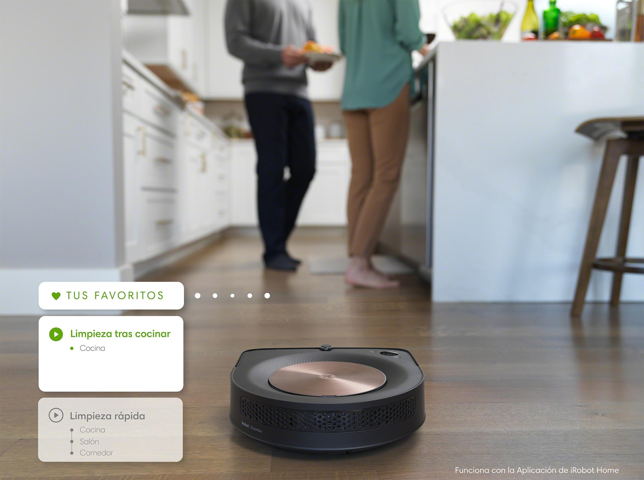 iRobot Genius Home Intelligence, la tecnología que mejora y personaliza la limpieza