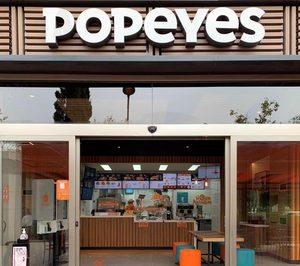 RBIberia inicia la segunda fase de expansión de Popeyes