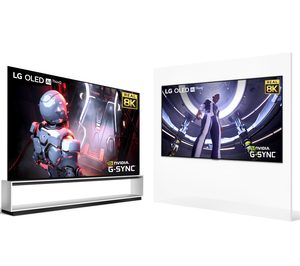 LG incorpora un nuevo procesador en los televisores LG OLED 8K