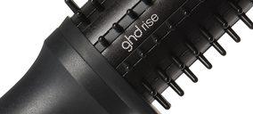 GHD presenta un cepillo eléctrico de volumen 3D