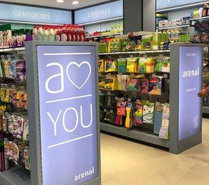Arenal inaugura nuevas perfumerías durante el verano