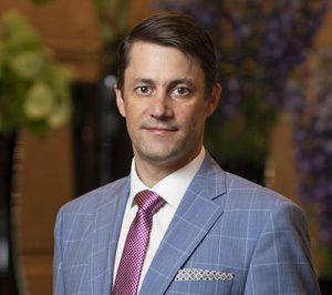 Adrian Messerli, vicepresidente regional y director general del Four Seasons Hotel Madrid