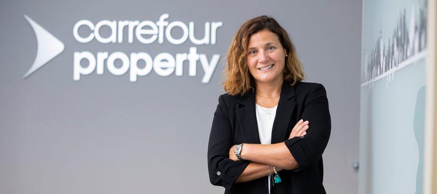 Carrefour Property designa nueva directora de Gestión Comercial