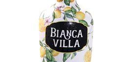 Destilerías La Navarra amplía su gama de licores con el limoncello Bianca Villa