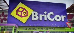Bricor reorganiza su red de tiendas para ganar rentabilidad