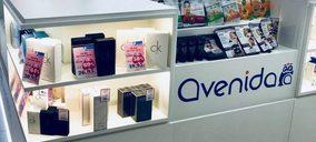 Avenida desarrolla un nuevo concepto para la apertura de su mayor perfumería