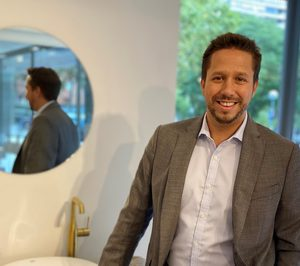 Oscar Sinca, nombrado director comercial de Grohe España