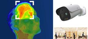 Johnson Controls lanza cámara de detección facial y lectura de temperatura