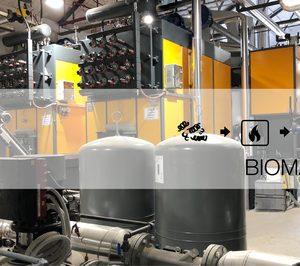 Quadpack estrena planta de biomasa