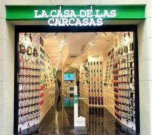 Nueva apertura de La Casa de las Carcasas en Barcelona