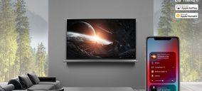 LG incorpora el control de voz Alexa en sus televisores Oled y Nanocell