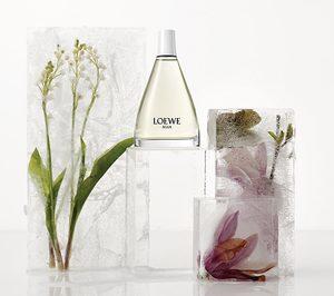 Nuevo diseño y más referencias apoyan el crecimiento de Perfumes Loewe