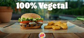 Burger King amplía su gama de elaborados vegetales