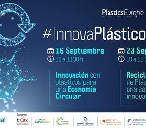 #InnovaPlásticos celebrará su III Edición en dos sesiones virtuales