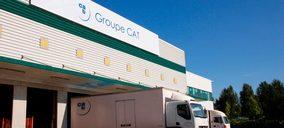 Groupe Cat gestiona la logística de Recambios Frain para todo el territorio español