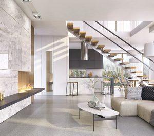Rehau presenta el laminado Rauvisio para superficies de mueble
