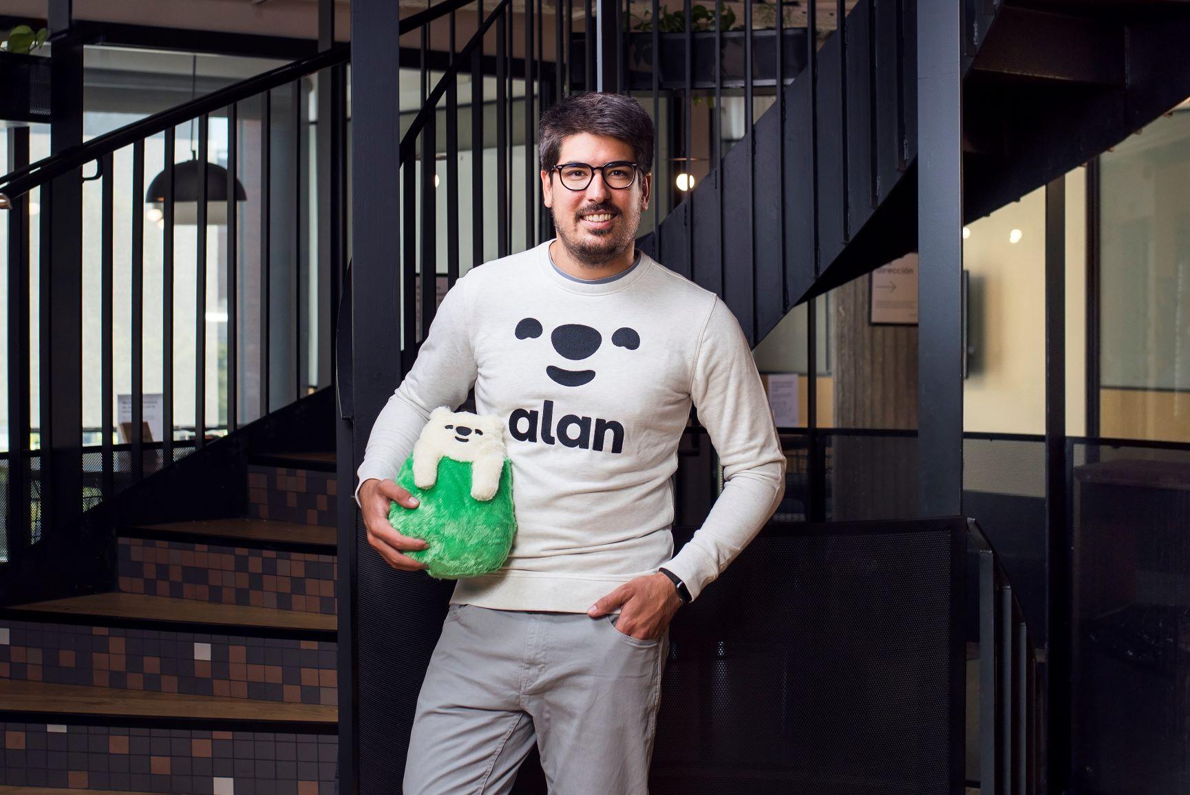 La aseguradora de salud digital Alan desembarca en España