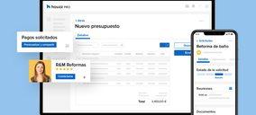 Houzz presenta un software de gestión integral para los profesionales del hogar