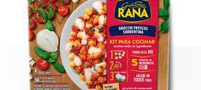 Buitoni y los platos preparados impulsan la facturación de Rana Hispania