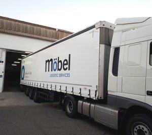 Möbel Logistics se abre paso en la compleja logística de última milla de mercancía voluminosa