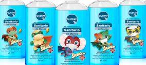 Grupo Inquivisa impulsa su negocio de perfumería con la venta de los geles hidroalcohólicos