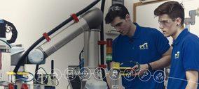 Universal Robots presenta un kit de formación en cobots
