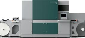 Dantex realiza la primera instalación de su sistema PicoJet 330 para producción digital de etiquetas.