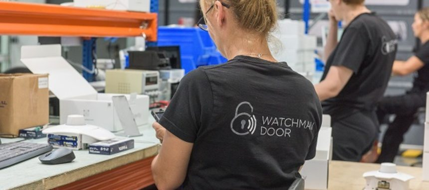 Watchman Door amplía instalaciones
