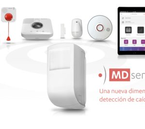 Essence SmartCare presenta la solución de detección de caídas MDsense