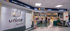 Unide renueva la imagen de sus supermercados