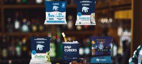 Cubers presenta nuevos formatos de hielo para el delivery