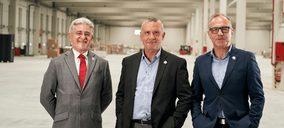 Pall-Ex inaugura su nuevo hub central