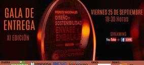 Los Premios Nacionales de Envase se entregan por primera vez en formato presencial y online