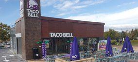 Taco Bell sumará dos free standing en octubre y alcanzará los 70 locales en España