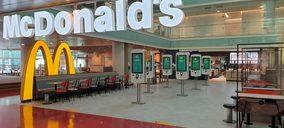 McDonalds recupera su presencia en el aeropuerto de El Prat