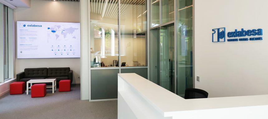 Exlabesa inaugura su tercer showroom en Madrid