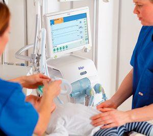 Dräger implanta respiradores más eficientes en las UCIs para mejorar la seguridad de los pacientes