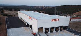 Nacex traslada sus plataformas de Jaén y Córdoba