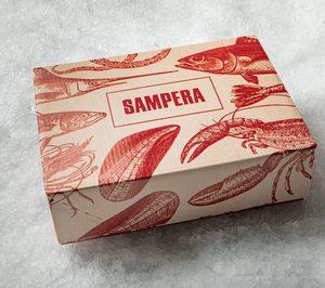 Peixos Sampera apuesta por los envases Sumbox de Hinojosa