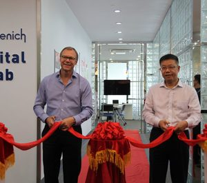 Firmenich abre su cuarto laboratorio digital en China