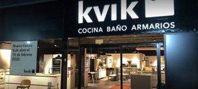 Kvik, franquicia de muebles de cocina y baño, ultima la apertura de dos nuevas tiendas
