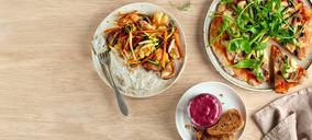 Nace una nueva cadena de comida saludable para delivery