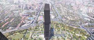 Caleido: La quinta torre que completará el 'skyline' de Madrid