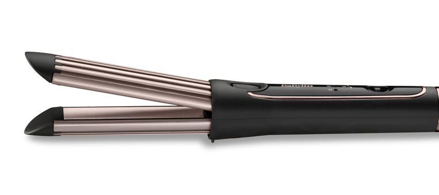 Babyliss Luxe, un moldeador que libera aire para facilitar que el cabello fije la forma