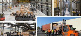 Nutripack recibe sus primeras máquinas para producir bandejas de celulosa