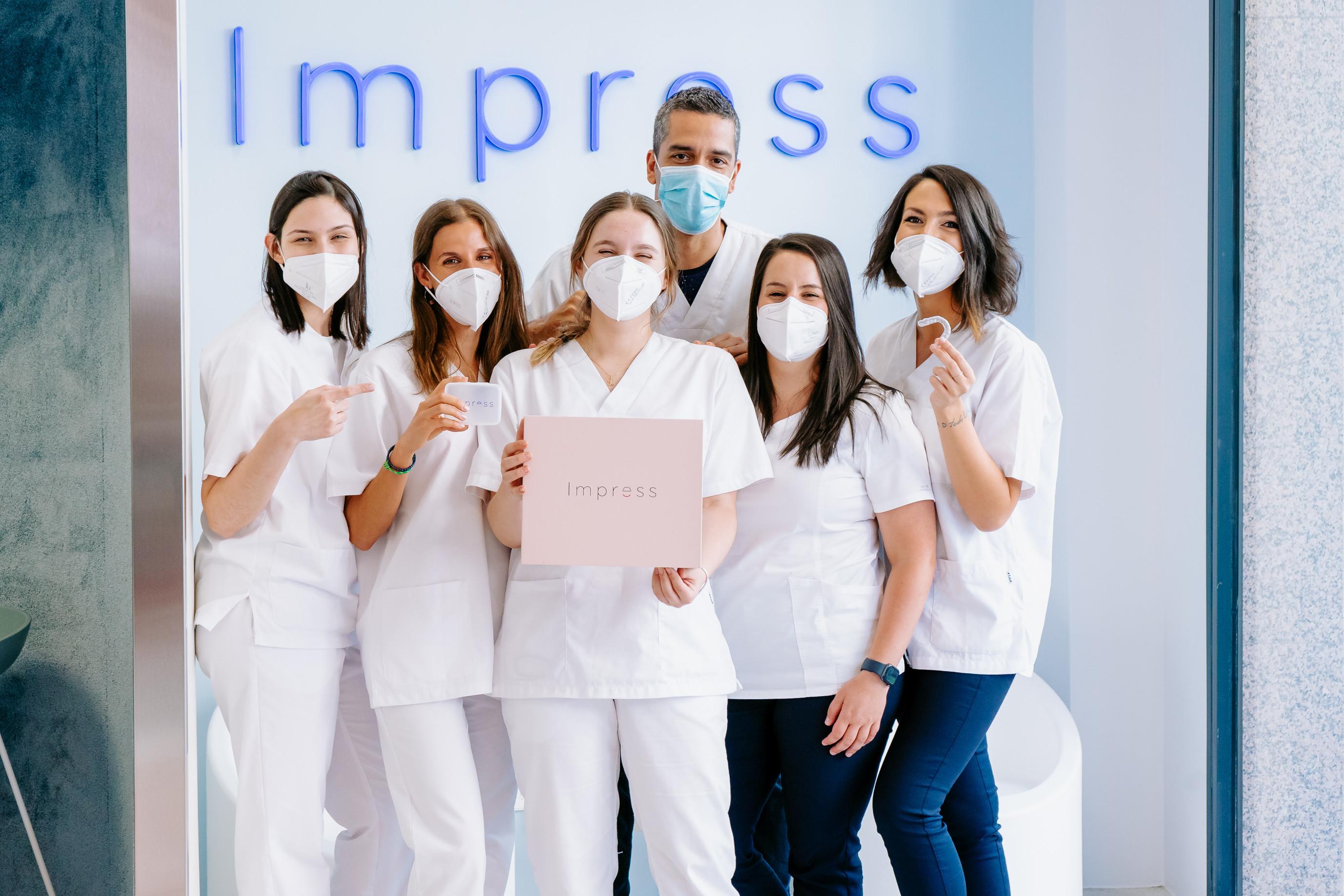 Impress abre su primera clínica propia en Madrid