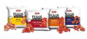 Noel lanza los snacks proteínicos Pícalos