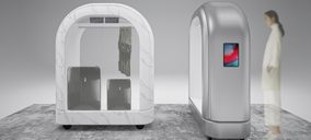 Tattoo y Ventures lanzan una cabina de desinfección para equipaje